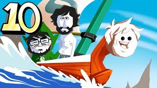 Oney Plays The Legend of Zelda: Wind Waker - Ep 10 - Inflation