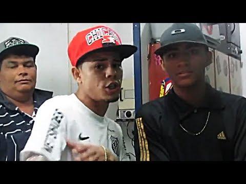 Baixar MC Lon e MC Erick Chapa Quente Medley no stúdio Glauco Tattoo