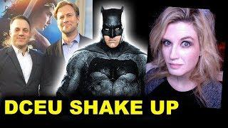 Ben Affleck Batman LEAVING after Flashpoint Movie, Geoff Johns & Jon Berg - DCEU Shake-Up