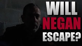 The Walking Dead Season 9 Negan Theory - Will Negan Escape? Does Negan Know About Rick?