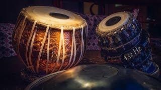 Relaxing music | Hang drum | 5 Hours | 432 Hz | ♬015