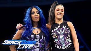 Bayley and Sasha Banks make Charlotte Flair their latest target: SmackDown LIVE, Sept. 3, 2019