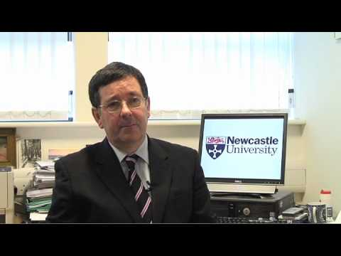 Tom Kirkwood, Changing Age: Newcastle University