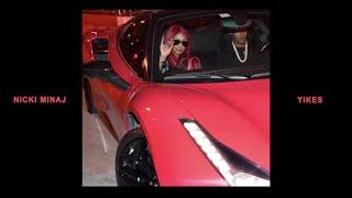 Nicki Minaj - Yikes (Lyric Video)