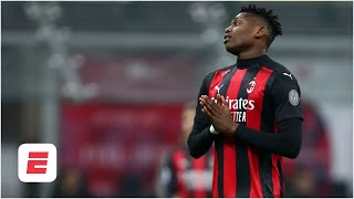 Why are AC Milan dropping points in matches they were previously winning in Serie A? | ESPN FC