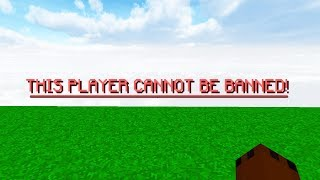 TROLLING STAFF WITH HACKER THAT CAN'T BE BANNED! (Trolling Server Mods)