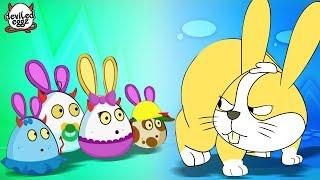 Where Easter Eggz Come From | Egg Cartoon | Shows For Kids | Cartoon Video | Deviled Eggz