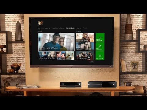 How To Setup Your TV With Xbox One