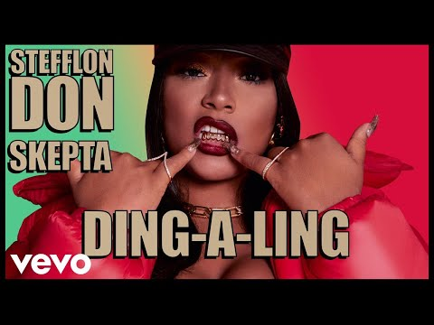 Stefflon Don, Skepta - Ding-A-Ling (official audio)