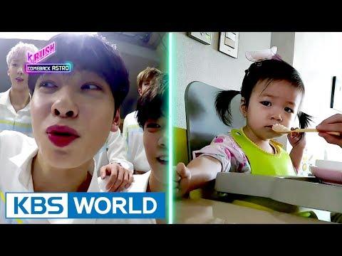 ASTRO is back!!!! [KBS World Idol Show K-RUSH / 2017.06.09]