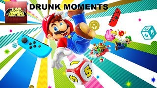 Best of SGB Plays: Super Mario Party (Drunk)