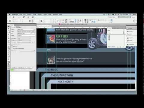 Creating a custom navigation menu
