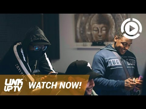 Can Mist, MoStack,Steel Banglez & Sevaqk make a track in 30 minutes? | Link Up TV