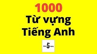 Cách Nhớ 1000 Từ Vựng Tiếng Anh Không Cần Nỗ Lực
