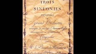 von Wanczura - Symphony no.1 on Slavic Themes