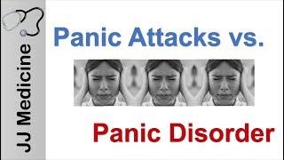 Panic Attacks and Panic Disorder | DSM-5 Diagnosis, Symptoms and Treatment