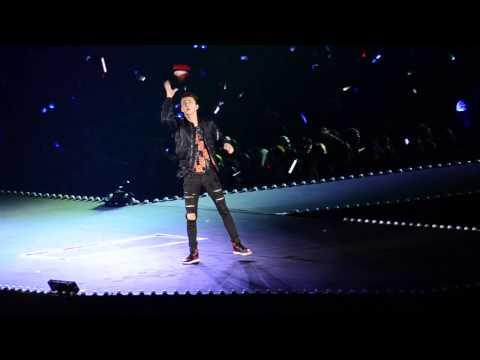 [Fancam] 150321 EXO Sehun + SNSD Hyoyeon - Solo Dance Stage @ SMTown Live In Taiwan