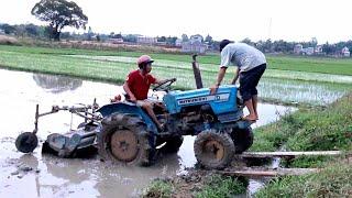 Mahindra JIVO 245 DI 4WD mini tractor / New Mahindra JIVO