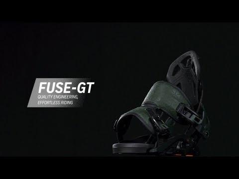 Flow Fuse-GT Snowboard Bindings - 2020