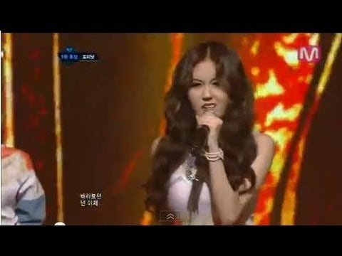 포미닛_Volume Up(Volume Up by 4Minute@Mcountdown_2012.04.19)