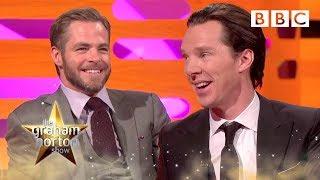 Chris Pine Nuts Vs Benedict Cumberbitches - The Graham Norton Show - Series 13 Episode 5 - BBC One