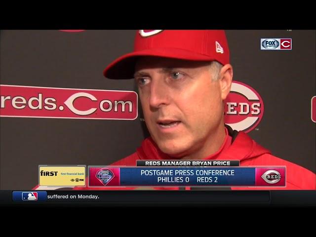 MLB/戰績輸到脫褲 紅人隊開除總教練