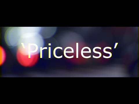 DEAN FUJIOKA - Priceless (Lyric Video)