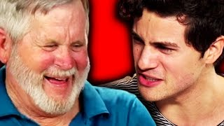 Smosh Reacts to Elders React to Smosh!