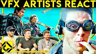 VFX Artists React to Bad & Great CGi 15