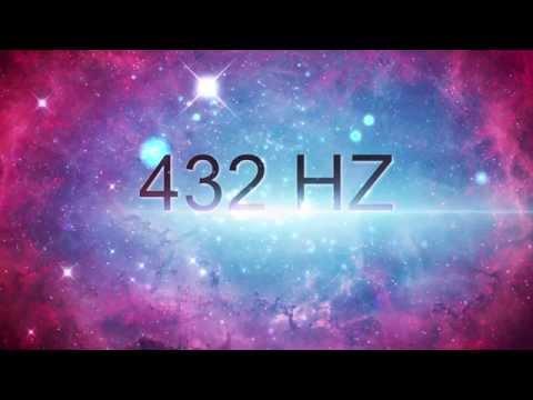 432 Hz   Deep Sleep Calming (1 Hour) Meditation