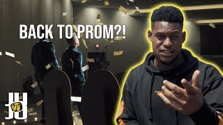 JuJu Smith-Schuster Goes To a Fan's Prom!!