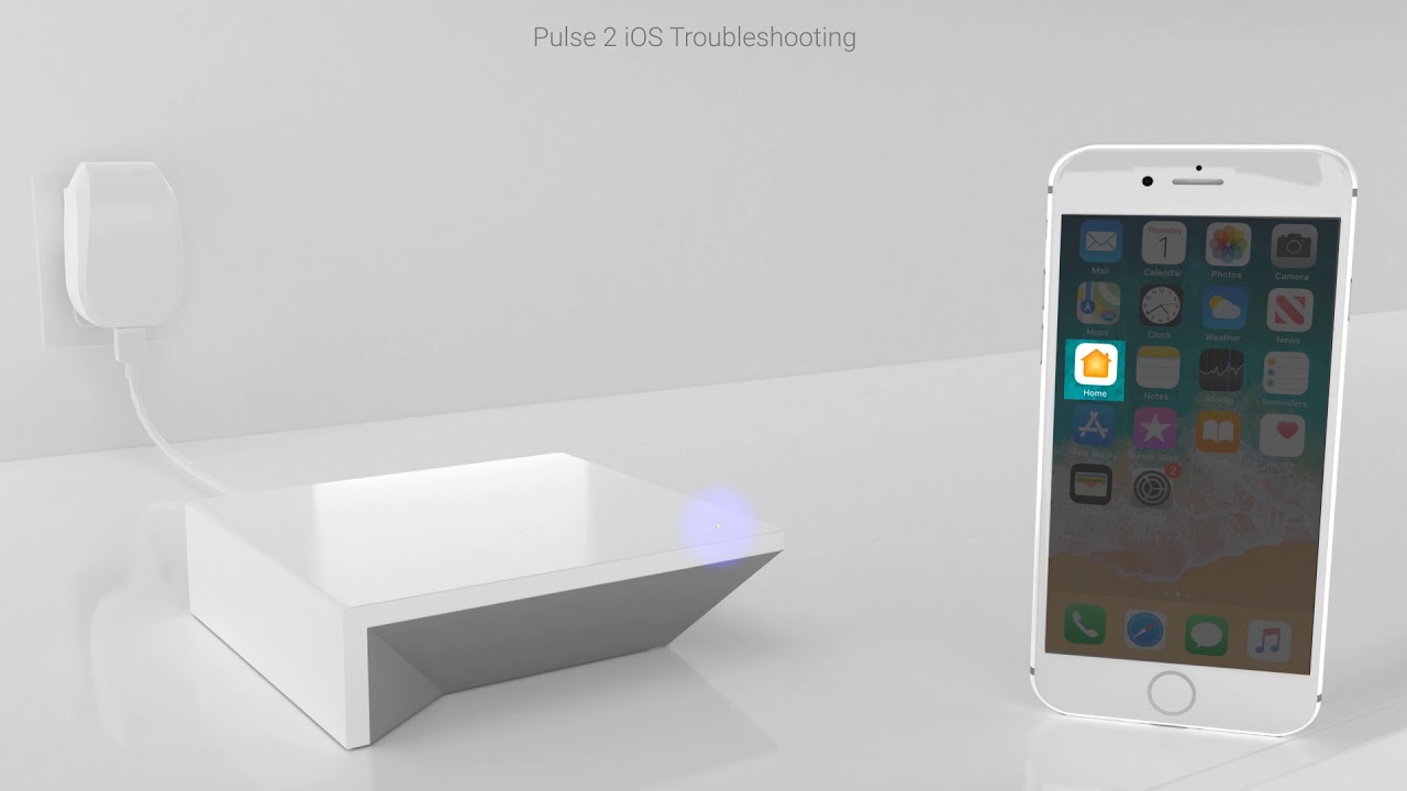 Pulse 2 Troubleshooting – iOS