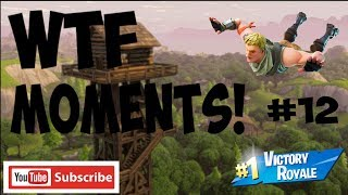 NEW *FAKE DOOR* TROLL! - Fortnite Funny Fails and WTF Moments! #12