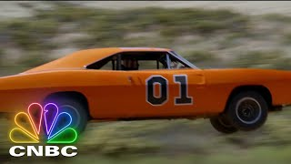Jay Leno Does A Dukes Of Hazzard Stunt With One Of The Original Dukes Stunt Men | Jay Leno's Garage