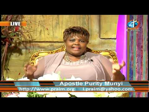 Apostle Purity Munyi Into The Chambers Of The King 03-20-2020
