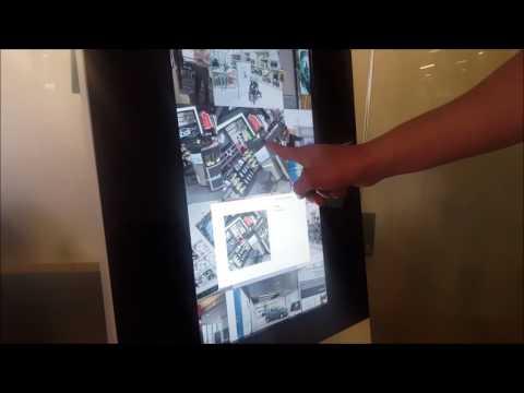 Touch Social Media Amplification