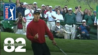 Tiger Woods wins 2001 Bay Hill Invitational Chasing 82