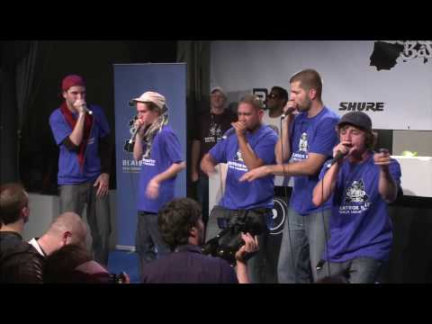 Beatburger Band - ‪Final ‪- 2nd Beatbox Battle World Championship