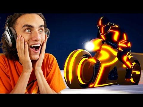 NEW FUTURISTIC BIKE DLC IN GTA 5!