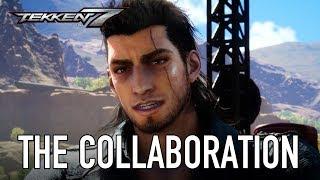 Tekken 7 - La collaborazione (Noctis behind the scenes interview)