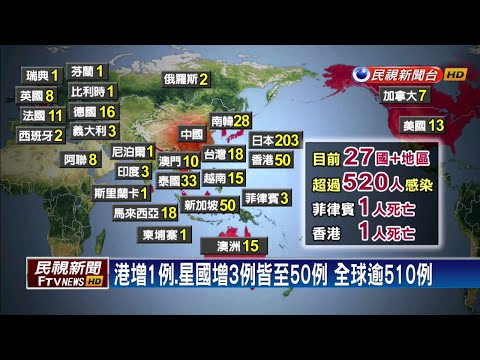 武漢肺炎疫情評估 專家:2月高峰 4月結束-民視新聞
