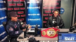 IBF Champ Errol Spence Jr. Talks Free Smoke for Lamont Peterson, Keith Thurman & Jeff Horn