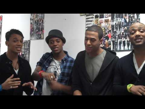 JLS - Everybody In Love A Capella!!