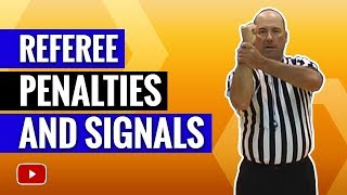 Basketball Referee Penalties and Signals - How to Officiate Basketball - Bob Scofield