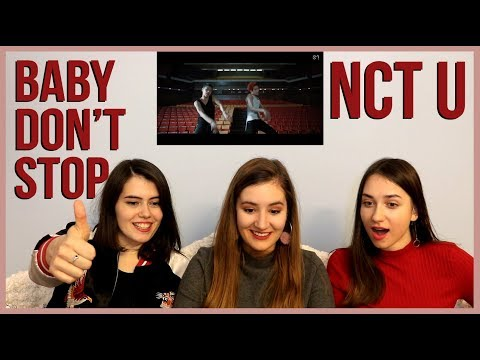 NCT U - BABY DON'T STOP MV REACTION || TEN IS BACK!!