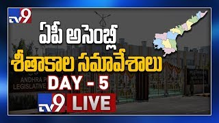 Andhra Pradesh Assembly Session - Live..