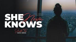 CM1X REMIX - She Neva Knows | JustaTee