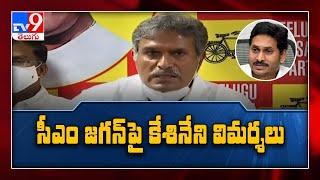 Kesineni Nani comments on AP CM YS Jagan..