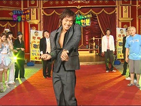 [Match made in Heaven] 강호동의 천생연분 - Dance Time 신고식 댄스댄스 20030614