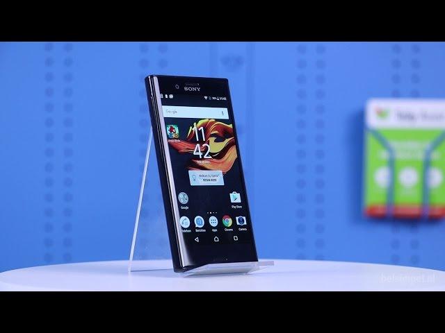 Belsimpel.nl-productvideo voor de Sony Xperia X Compact